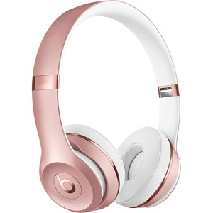 Beats Wireless Headphone SOLO-3 Rose Gold