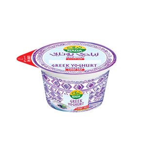Nada Greek Yoghurt Blueberry Low Fat 160g