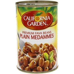 California Garden Canned Fava Beans 450g