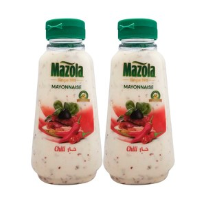 Mazola Mayonnaise Chili 2 x 340g