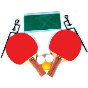 Sports Champion Table Tennis Raket Set AT-307 Assorted