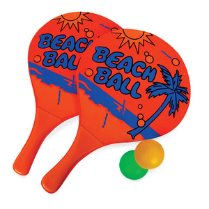 Sports Champion Beach Ball With Racket BT08