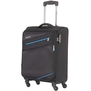 American Tourister Fiji 4Wheel Soft Trolley 83cm Black