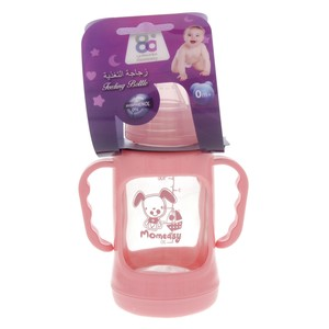 Mom Easy Feeding Bottle with Holder 4oz 49217  1pc