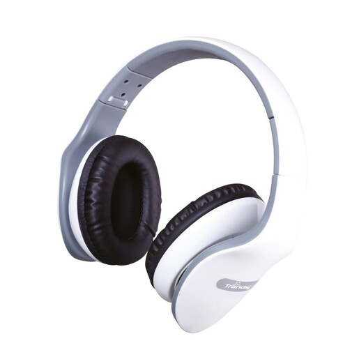 Trands Stereo Bass Foldable Headphone Lightweight On-Ear Headphone HS742