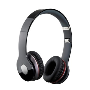 Iends Stereo Headset Lightweight Adjustable On-Ear Headphone with Microphone HS797