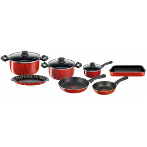 Tefal Cookware Set Ntf 10 Pcs Tfc5489982