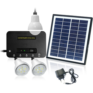 Powerman Solar Panel Home Lighting System PSK013