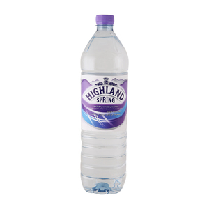 Highland Spring Natural Mineral Water 1.5Litre
