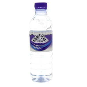 Highland Spring Natural Mineral Water 500ml