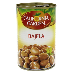 California Garden Canned Large Fava Beans Bajela 450g
