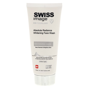 Swiss Image Absolute Radiance Whitening Face Wash 200ml