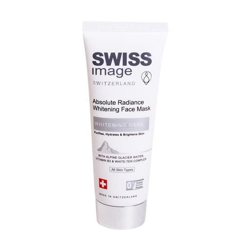 Swisss Image Whitening Care Absolute Radiance Face Mask 75ml