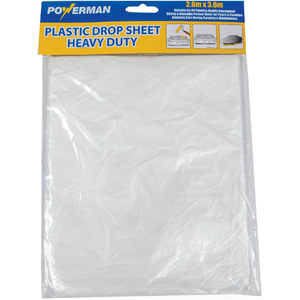 Powerman Paint-Droping Sheet