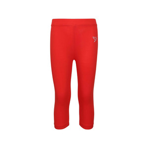 Twin Birds Girls Capri Leggings 2501A3 Red Chilly 2-16Y