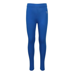 Twin Birds Girls Basic Leggings Royal Blue 2502 2-16Y