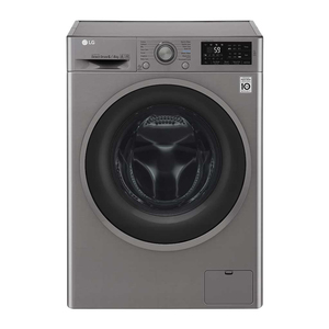 LG Front Load Washer & Dryer F2J6NMP8S 6/4Kg, 6motion DD, Inverter Direct Drive™, Smart Diagnosis™