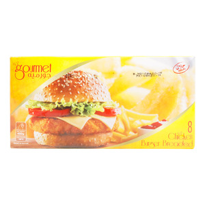 Gourmet Chicken Burger 450g