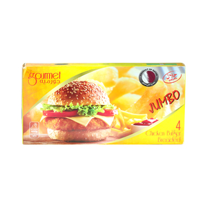 Gourmet Jumbo Chicken Burger  400g