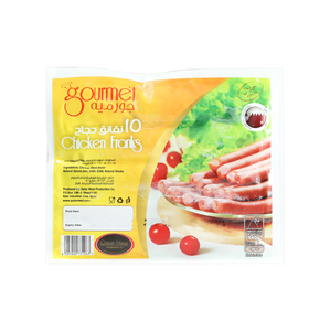 Gourmet Chicken Franks 340g