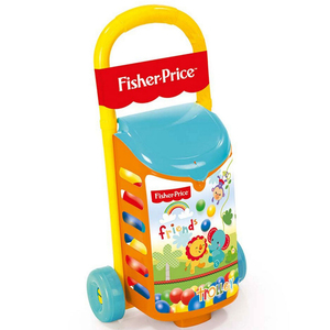 Fisher-Price Trolley With 9cm Balls 1814