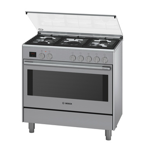 Bosch Cooking Range HSB738357M 90x60 5Burner