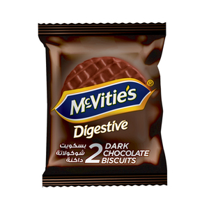 Mcvities Digestive Dark Chocolate Biscuit 33.3g