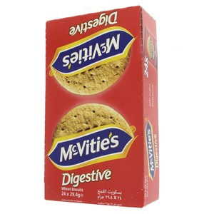 Mcvities Digestive Wheat Biscuit 29.4g