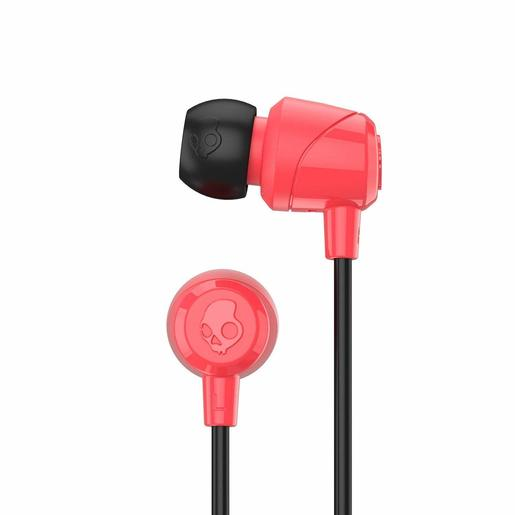 Skullcandy Bluetooth Wireless In-Ear Earbuds with Microphone S2DUW-K010 Red