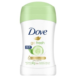 Dove Antiperspirant Stick Cucumber & Green Tea 40g