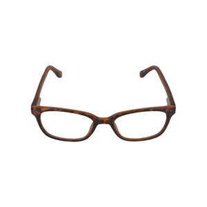 Magnivision Reading Glass SLA114018100 Oval Brown +1.00