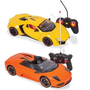 Skid Fusion R/C Car Assorted Styles - 1 Piece