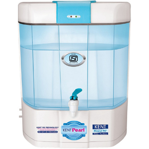 Kent Center Top Water Purifier Pearl
