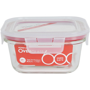 Komax Food Container BGS2 520ml