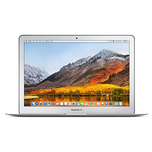Apple MacBook Air MQD32ABA,Core i5 1.8GHz, 8GBRAM, 128GB SSD,Shared,13.3inch,English/Arabic Keyboard, Silver