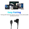 Iends Sports Wireless Bluetooth 4.2 Noise Cancellation In-Ear Headset BT-10