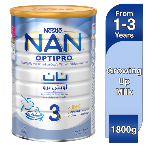 Nestle NAN OPTIPRO Stage 3 From 1 to 3 year 1.8kg