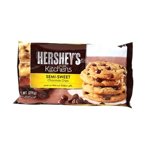 Hershey's Kitchens Semi Sweet Chocolate Chips 275g