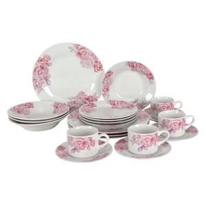 Home Dinner Set YF5006/N Zib 20pcs