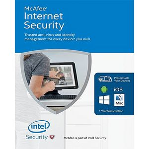 McAfee Internet Security Unlimitdd Device