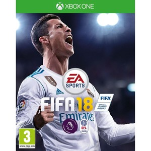Xbox One FIFA18 Standard