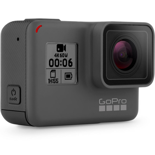 GoPro Action Cam Hero 6 G02CHDHX-601 Black