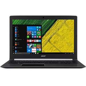Acer Notebook A515-NXGP5EM002 Core i7 Black