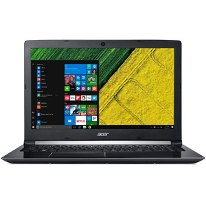 Acer Notebook A515-NXGP5EM004 Core i5 Black