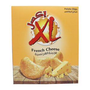 XL French Cheese Potato Chips 14 x 25g