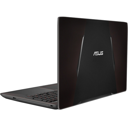 Buy Asus Fx553vd Dm1039t Gaming Laptop Black Online Lulu Hypermarket Qatar