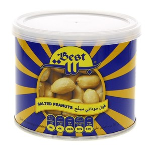 Best Salted Peanuts 110g