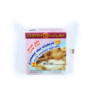 Al Karamah Puff Pastry Low Fat 400g
