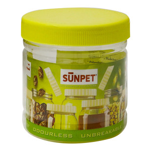 Sunpet Plastic Jar 250ml