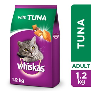 Whiskas Tuna Dry Food Adult 1+ years 1.2kg